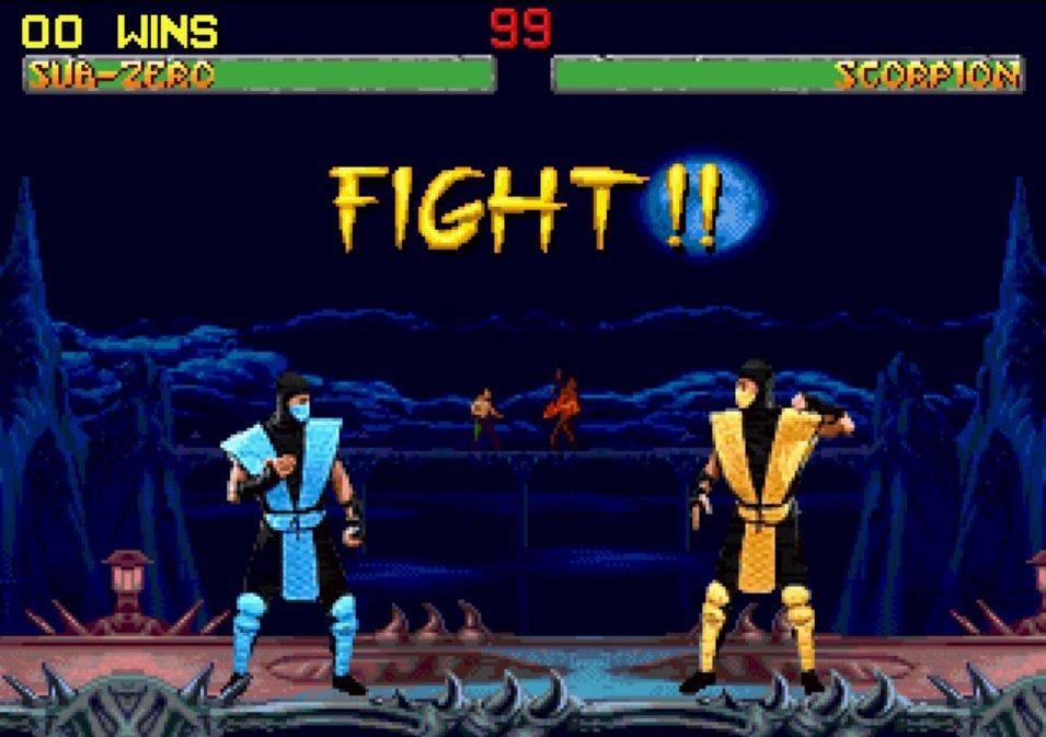 Mortal Kombat Fight