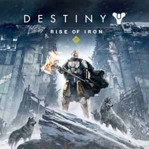 Destiny the Rise of Iron
