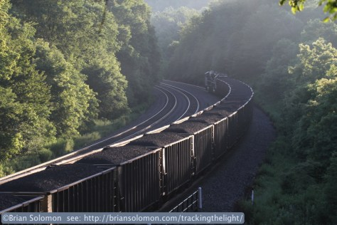 Coal train at Cassandra IMG_1742