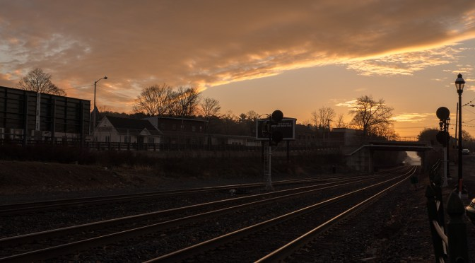 Tracking the Light Final Post for 2015; 10 Sunrises.