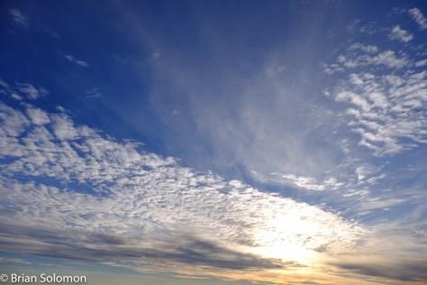 Sunrise near Oulu, Finland, July 2015. FujiFilm X-T1 digital camera.