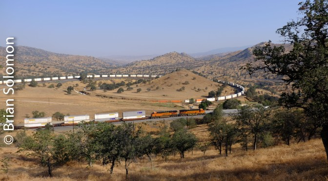 Tehachapi Revisited—Just like I remembered, but different.