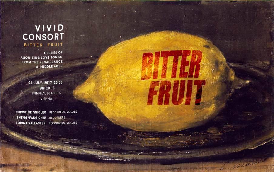 VIVID Consort // Bitter Fruit
