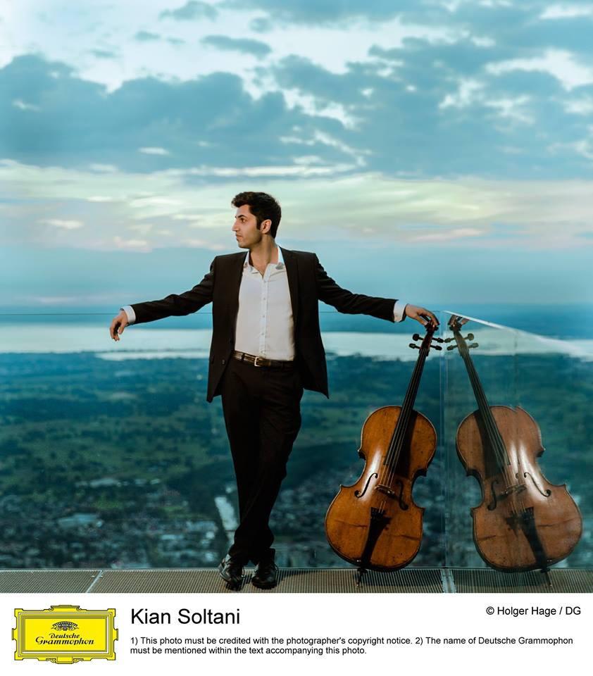 CD Präsentation: Kian Soltani