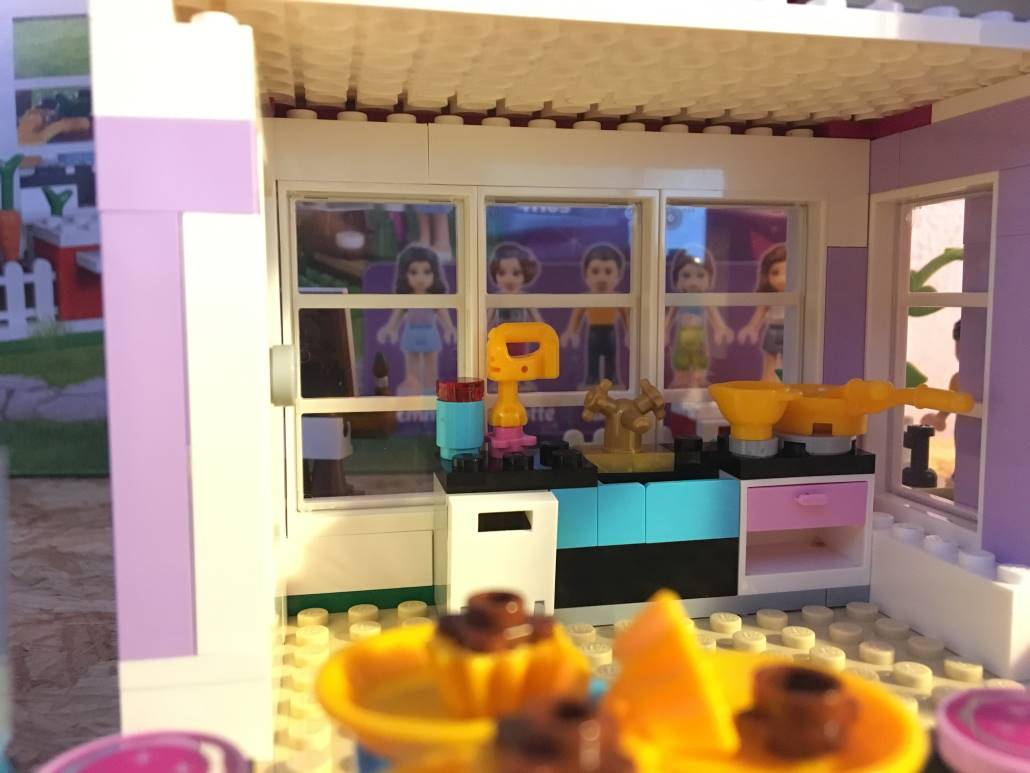 Lego Friends Badezimmer Lego Friends 41095 Emmas Familienhaus Brick Family