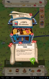 Empire: Four Kingdoms - Alliance Prime Time