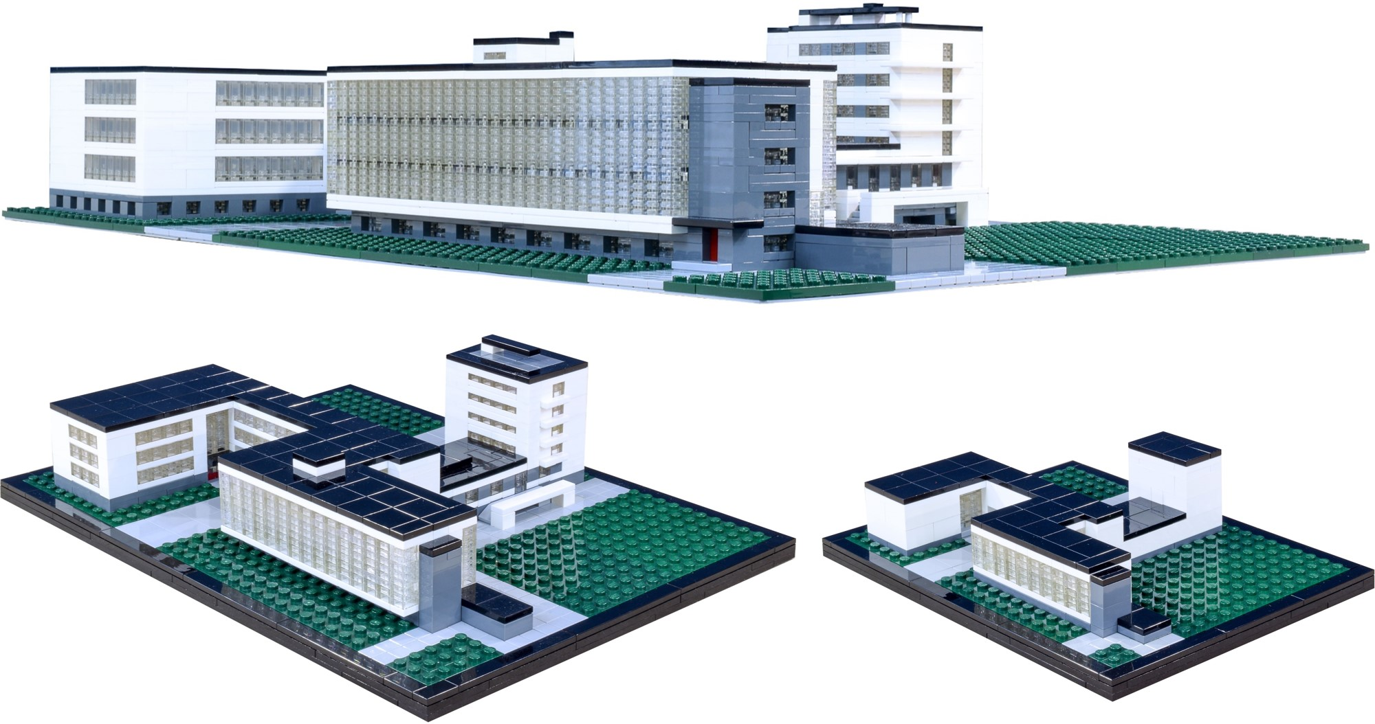 Bauhaus Architekt Bauhaus Dessau Brick Architect