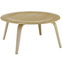 Bamboo Coffee Table | Brickell Collection Modern Furniture