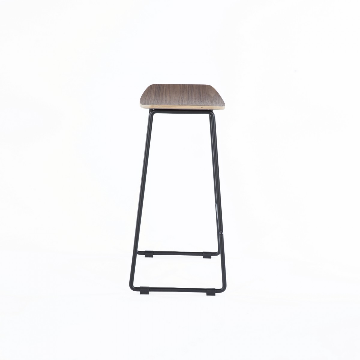 Modern Wood Counter Stool Wood Bend Counter Stool Modern Furniture Brickell