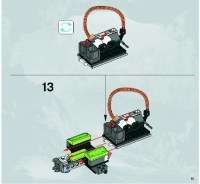 LEGO Cave Crusher Instructions 8708, Power Miners