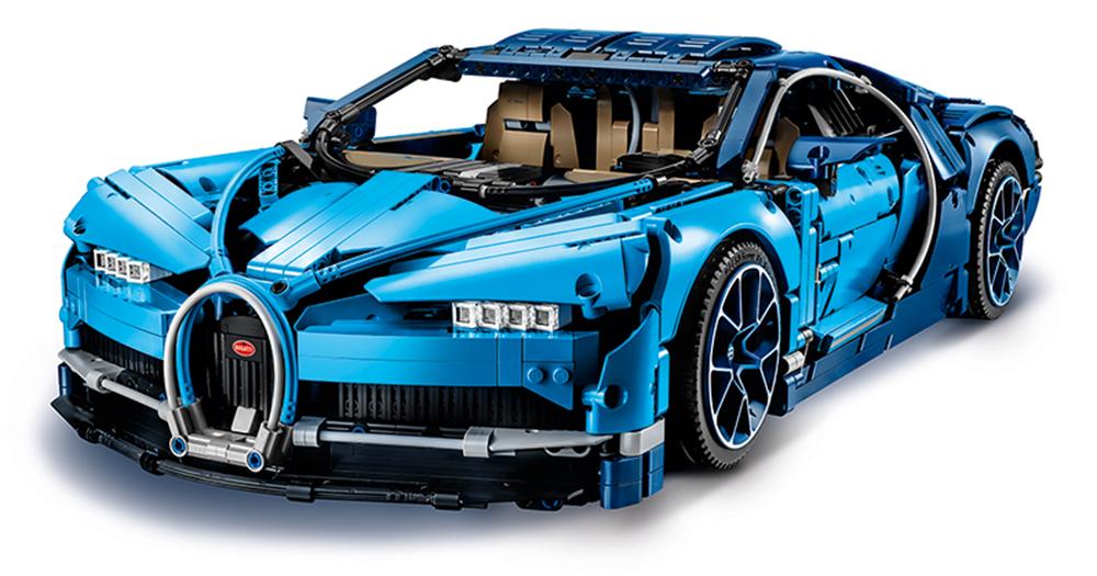 Review \u2013 42083 TECHNIC Bugatti Chiron