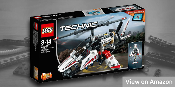 Lego Technic Sets for 8 Year Old Kids Lego Sets Guide