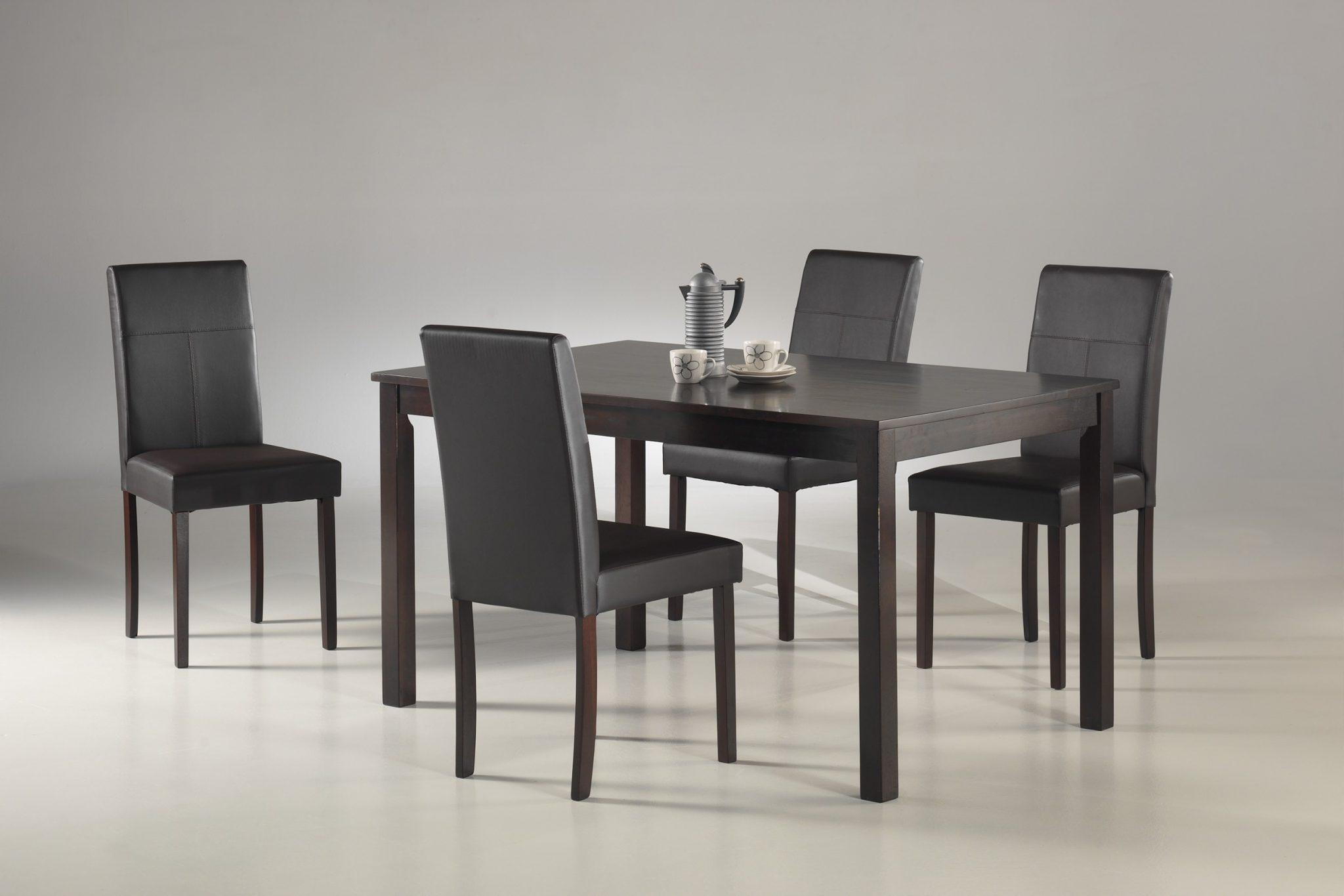 Table Et Chaise De Salle A Manger Moderne Bricolage