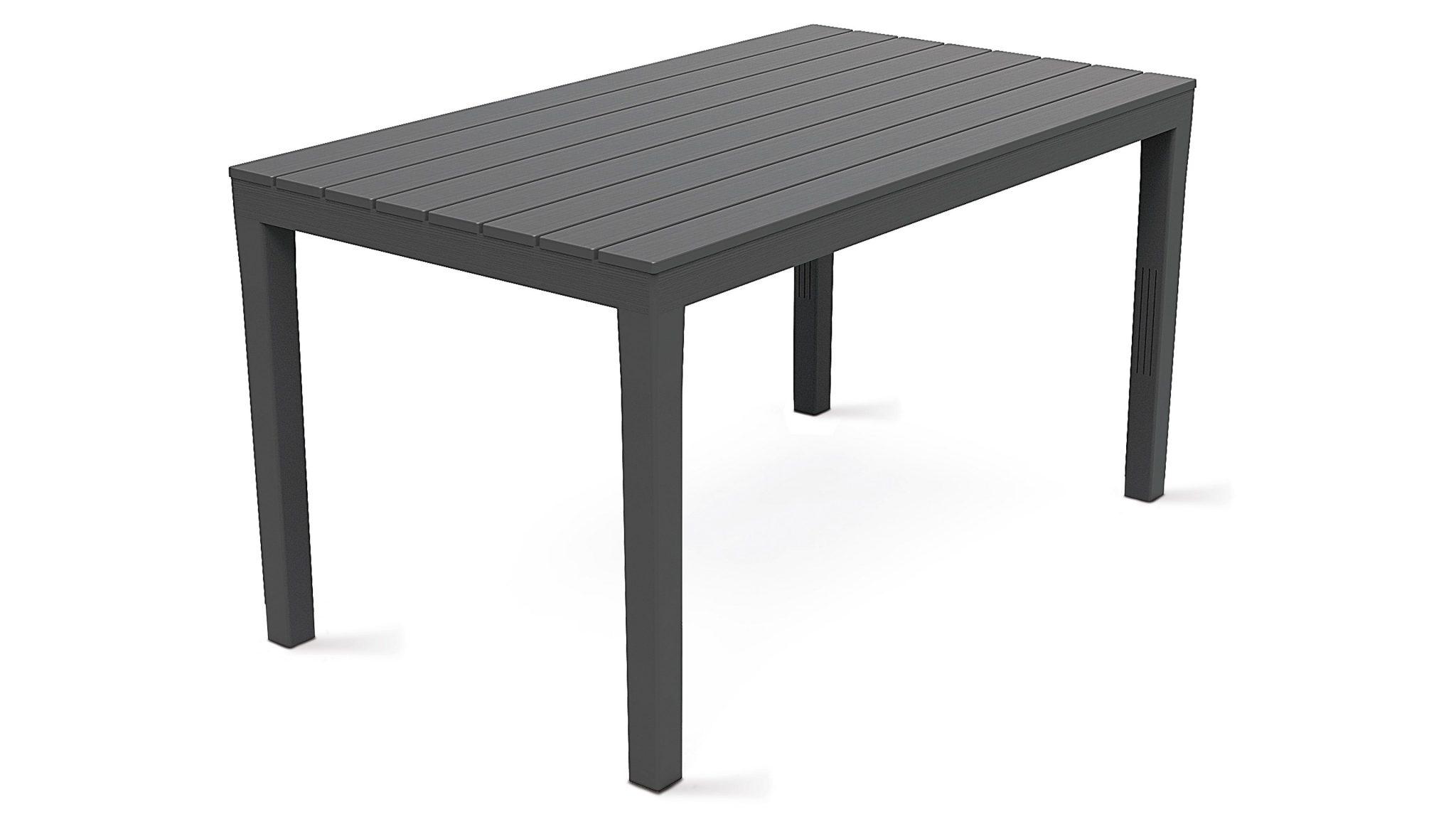 Table De Jardin Ronde En Plastique | Emejing Table De Jardin Pliante ...