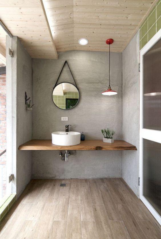 14 Idées De Meuble Lavabo Flottant Pour Une Salle De Bain