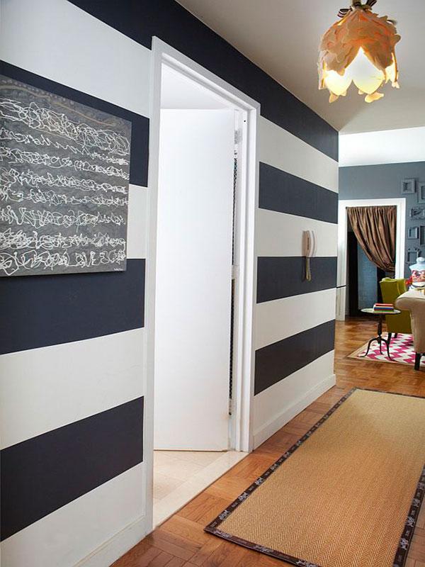 cómo decorar el recibidor de un apartamento pequeño