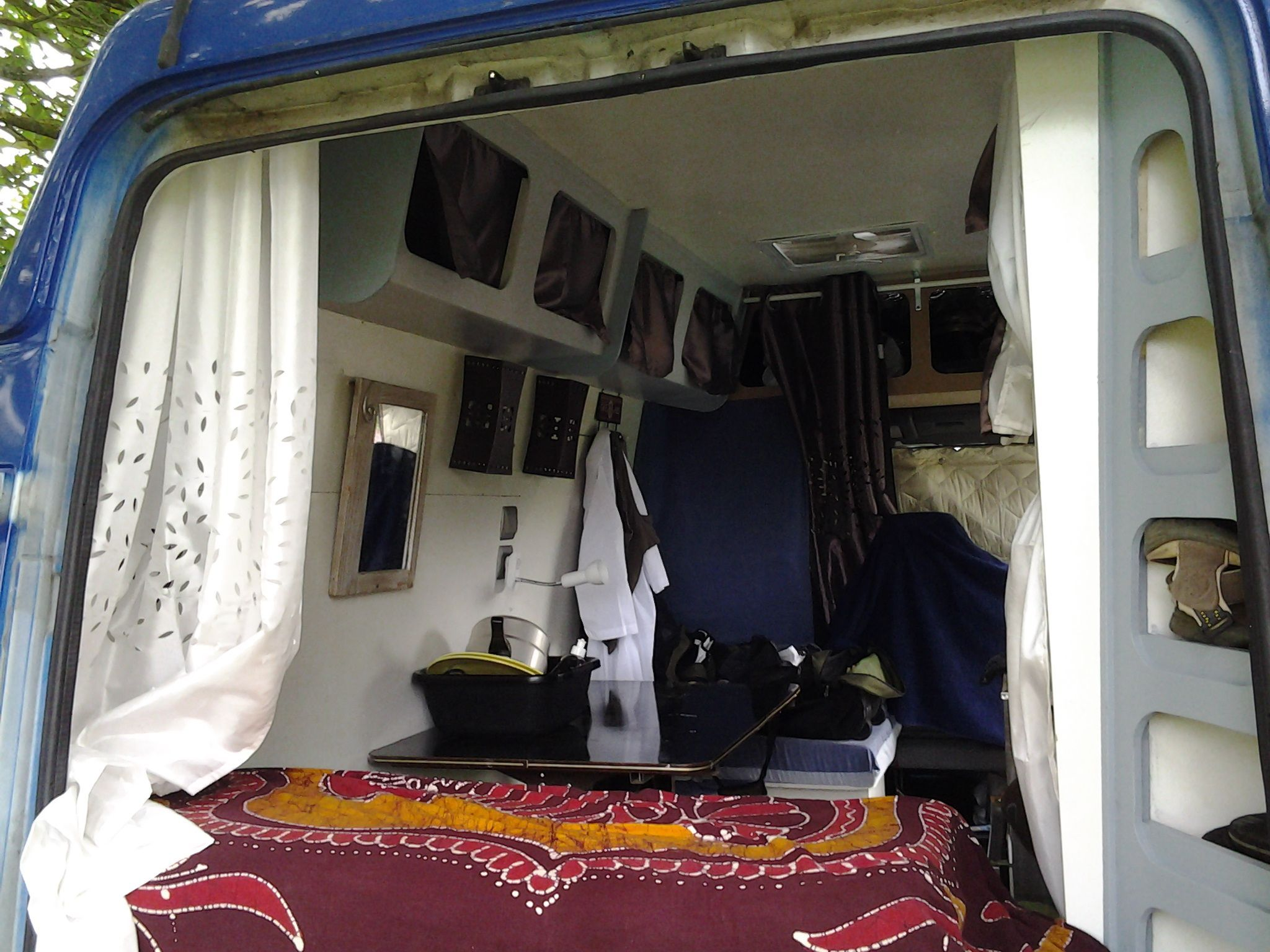 Interieur Camping Car Reamenagement Interieur Renault Trafic Page 4