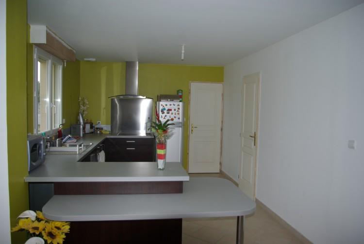 Chambre Jaune Et Vert Anis