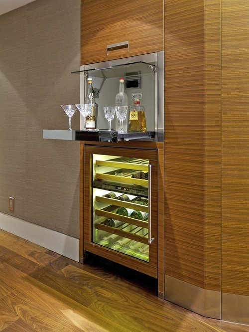 Mini Bar En Madera O Metal 30 Ideas Para El Hogar Brico