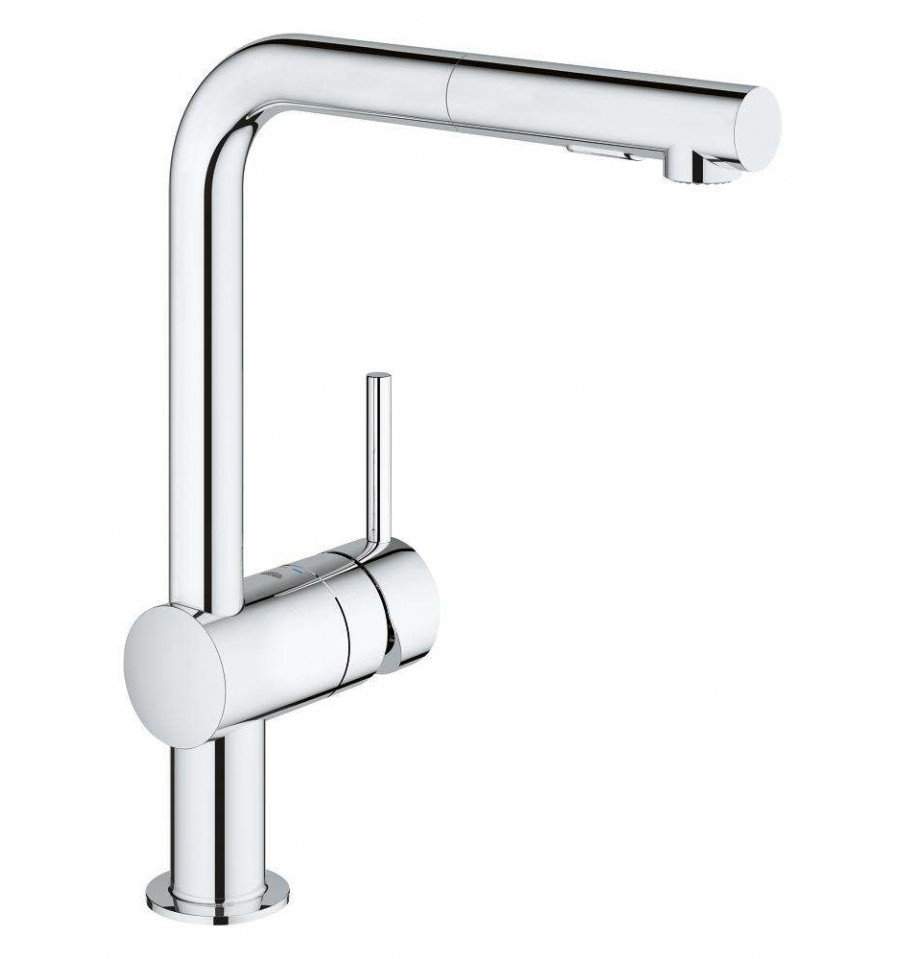 Mitigeur Grohe Evier Mitigeur évier Grohe Minta 30274000 Monocommande