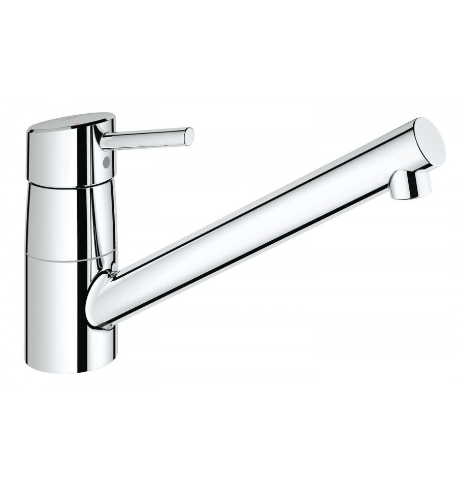 Mitigeur Grohe Evier Mitigeur évier Grohe Concetto 32660001