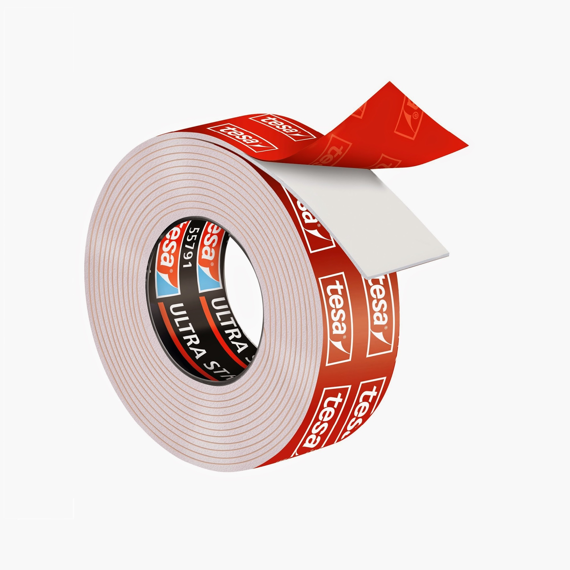 Tesa Powerbond Ultra Strong Nastro Biadesivo Tesa Powerbond Extraforte 1,5 M X 19 Mm