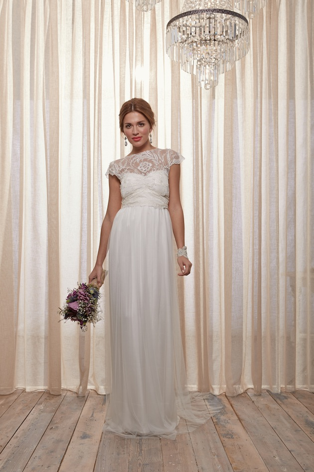 Hotel C2 Belle Ivoire Bridal Collection By Anna Campbell