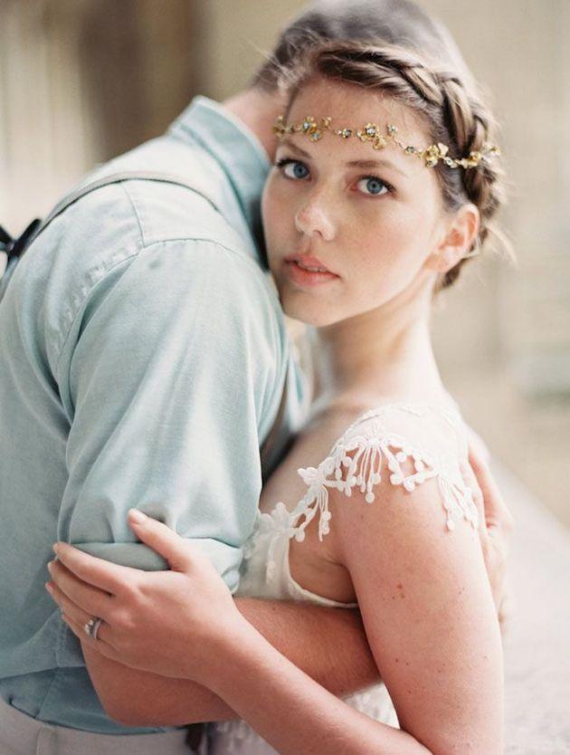 How to Wear a Bob for your Wedding   Bridal Bobs   Bridal Musings Wedding Blog 17
