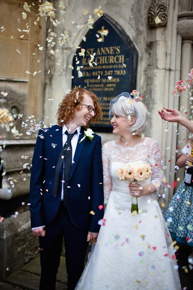 How to Wear a Bob for your Wedding   Bridal Bobs   Bridal Musings Wedding Blog 24