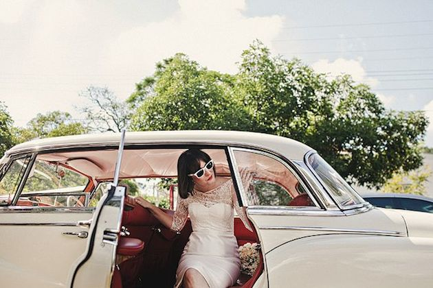 How to Wear a Bob for your Wedding   Bridal Bobs   Bridal Musings Wedding Blog 38