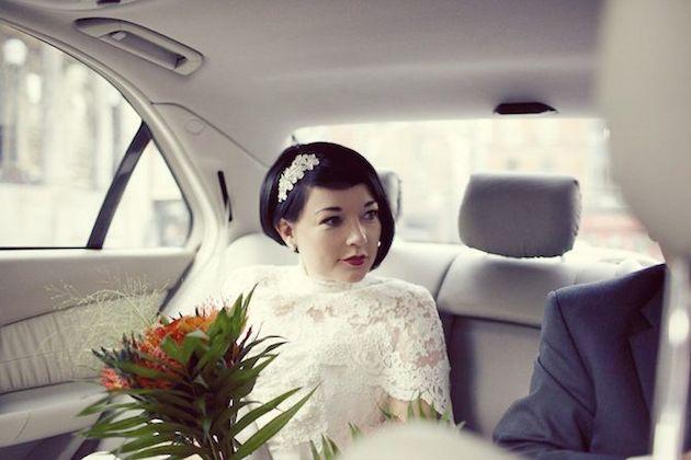 How to Wear a Bob for your Wedding   Bridal Bobs   Bridal Musings Wedding Blog 42