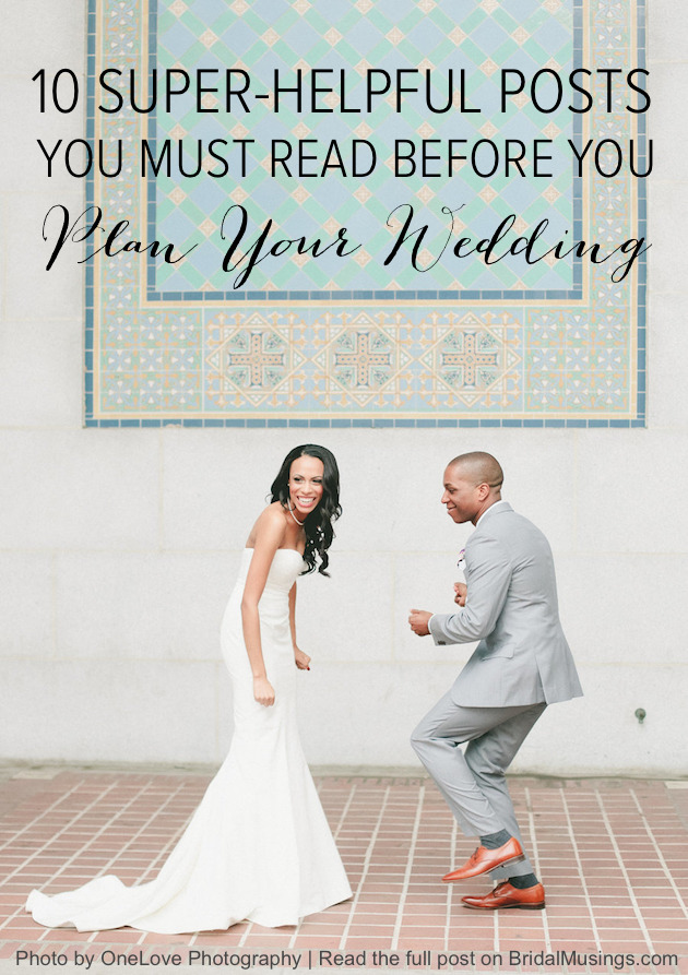 HOW TO PLAN A WEDDING YOUR 10 BEST PLANNING SITES - EVER! - Dave