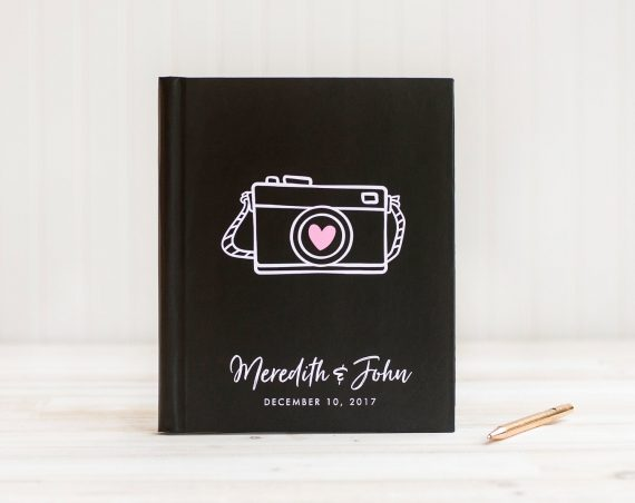 Where to Buy Photo Booth Guest Book? - BridalPulse