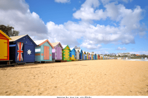 Visit The Brighton Bathing Boxes In Melbourne
