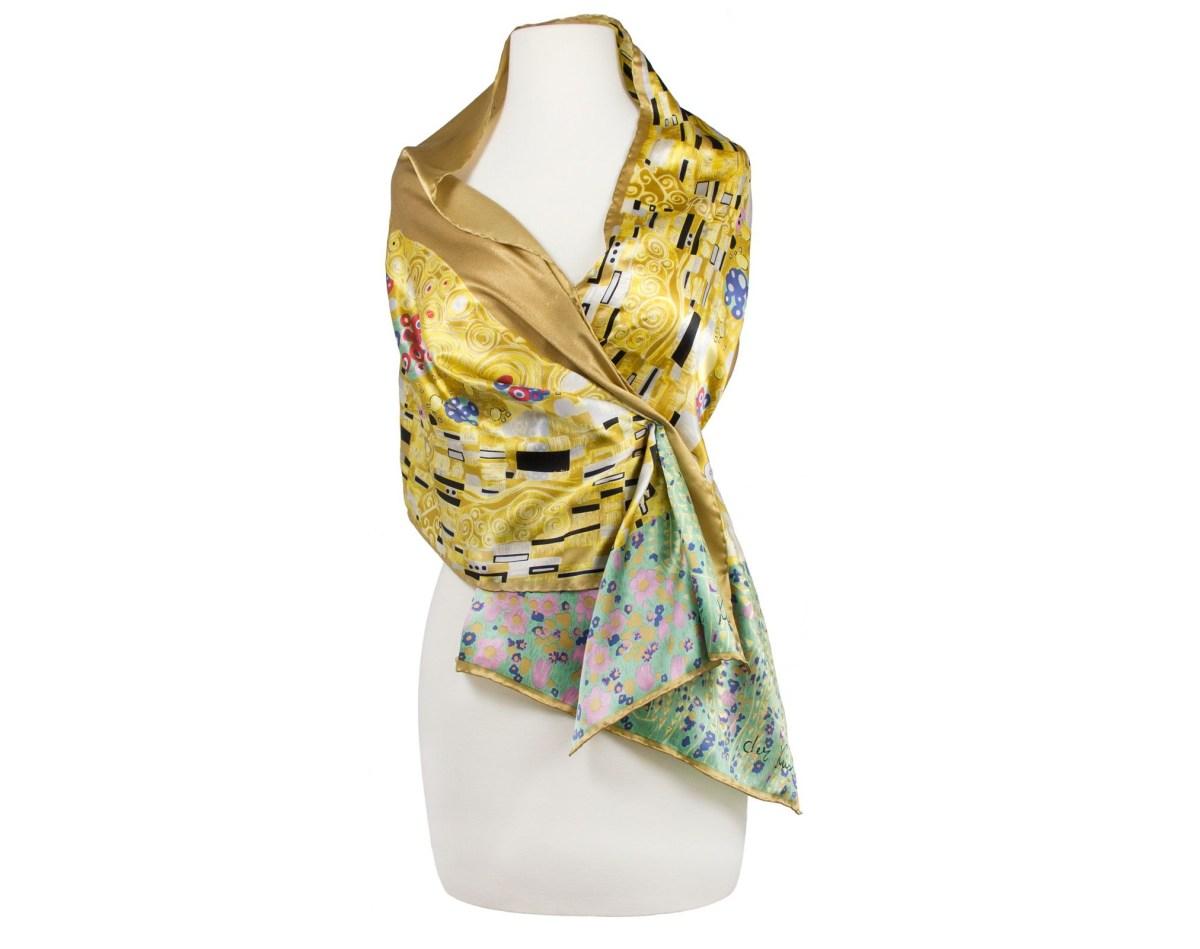 Wedding planners favorite scarves by Rosberg Art Scarves