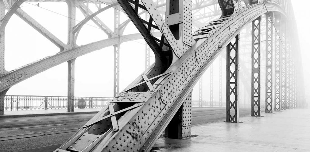 Strong, Flexible  Beautiful The Benefits of Steel Bridge Construction