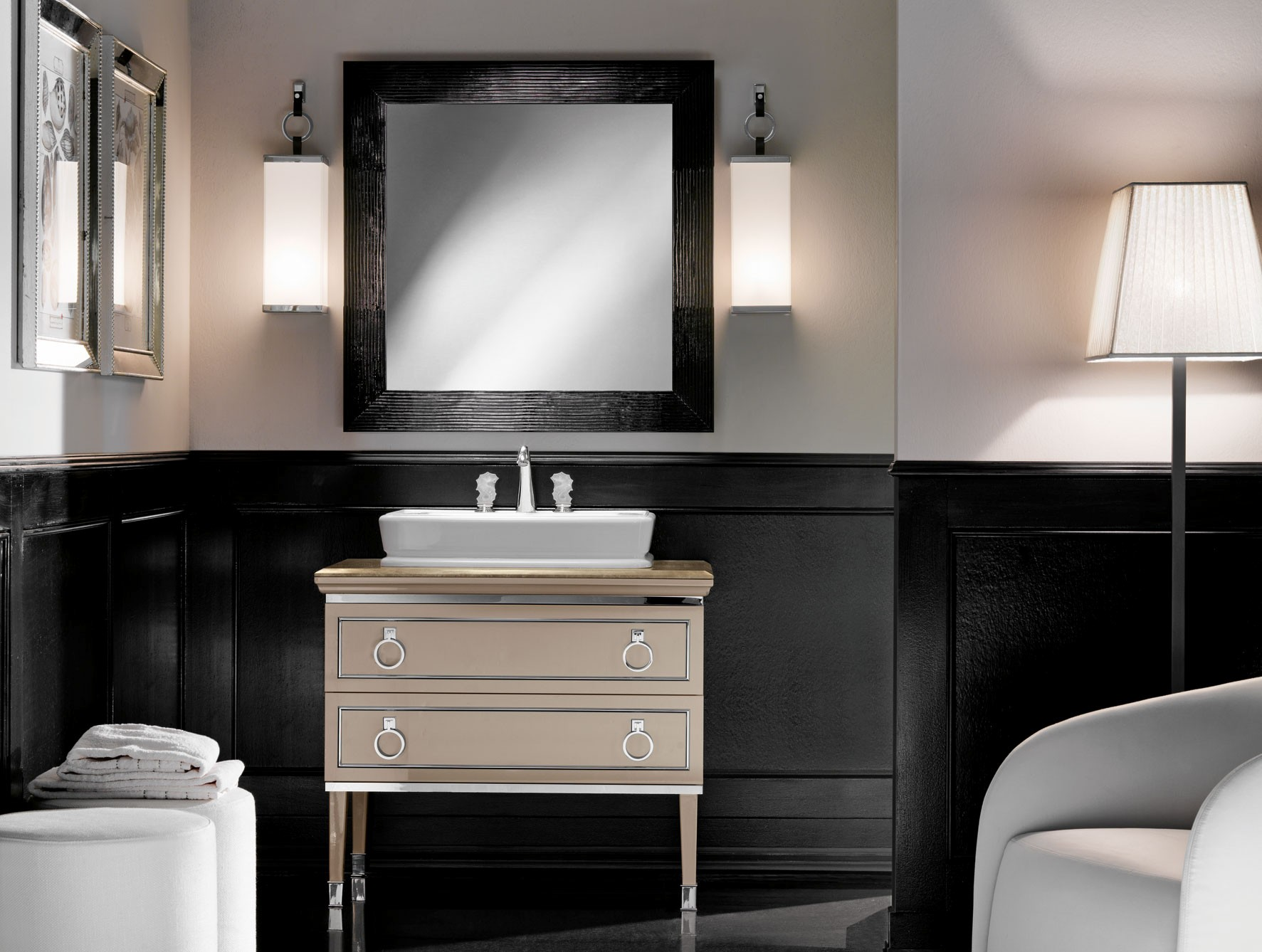 Art Deco Bathroom Modern Art Deco Bathroom Vanity Concept Bathroom Design Ideas