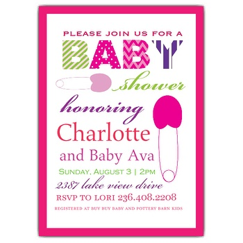 Baby Shower Invitation Wording - Bathroom Design Ideas Gallery Image