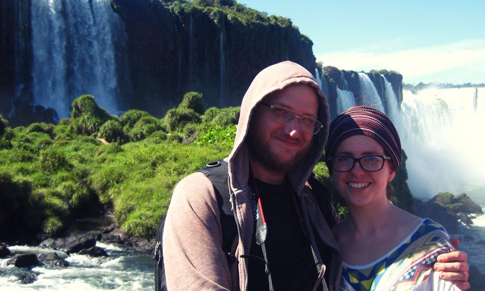 Iguazu yeah