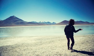 Into the wild on Bolivia's salt flats
