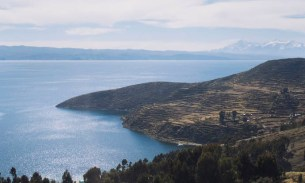 Shades of light on Lake Titicaca's Isla del Sol: a photo story