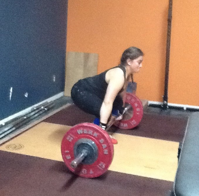 how to do a clean and jerk in weightlifting