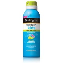 "Neutrogena ""Wet Skin"" Kids Sunscreen"