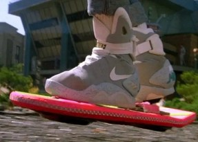 Remember Marty McFly's sneakers?