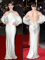 anne-hathaway Les Miserables dress