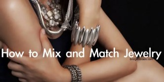 Mix and Match Jewelry