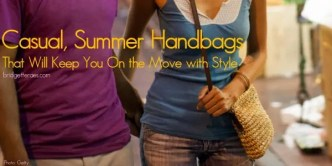 casual summer handbags