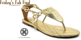 Luxtrada Sandals