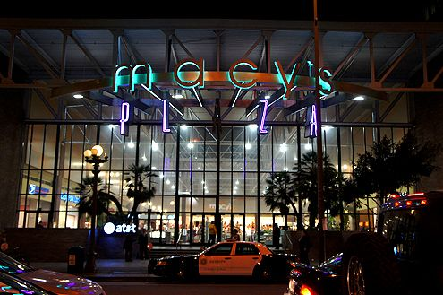 Macy's Plaza in Downtown LA is a relic of the poor design