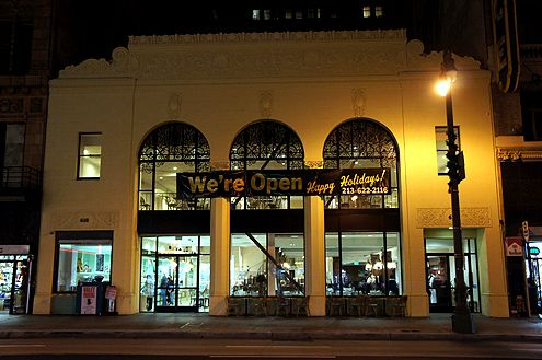Figaro is now open on Broadway, adding to the revitalization efforts to bring back the grandeur lost on this historically significant street